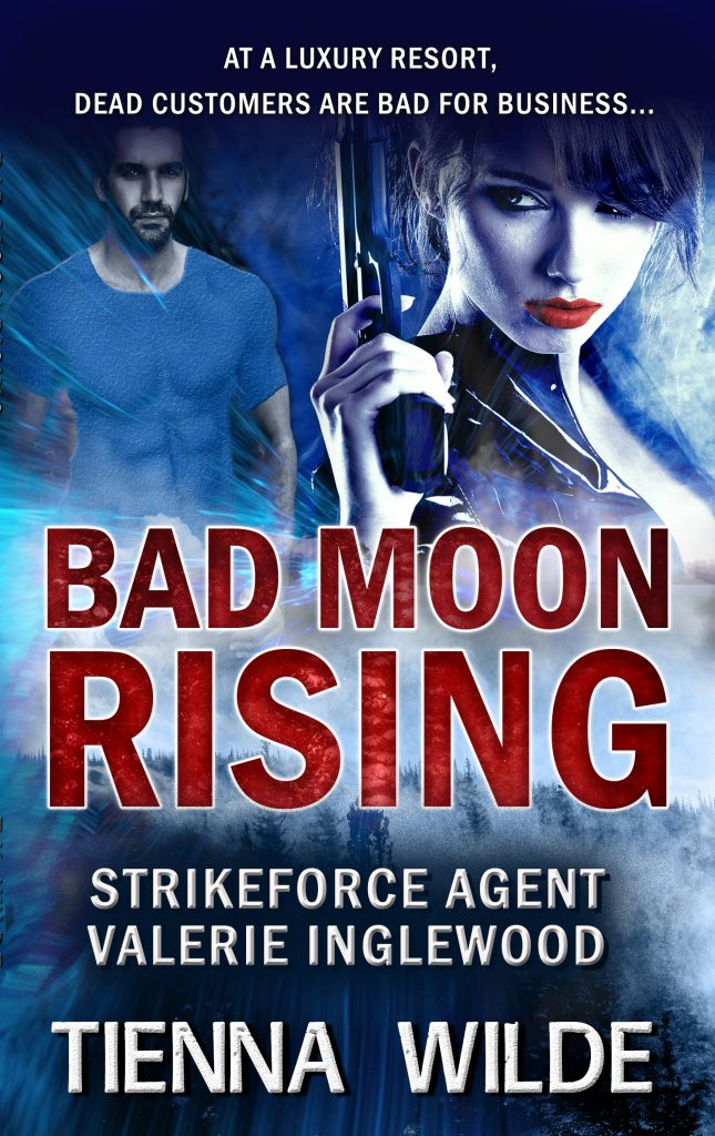 Bad Moon Rising front cover