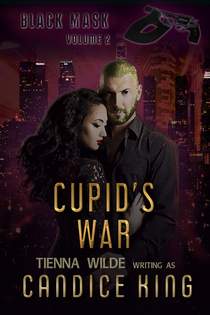 Cupids war cover