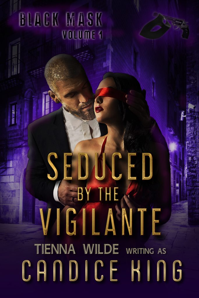 Seduced by the Vigilante cover