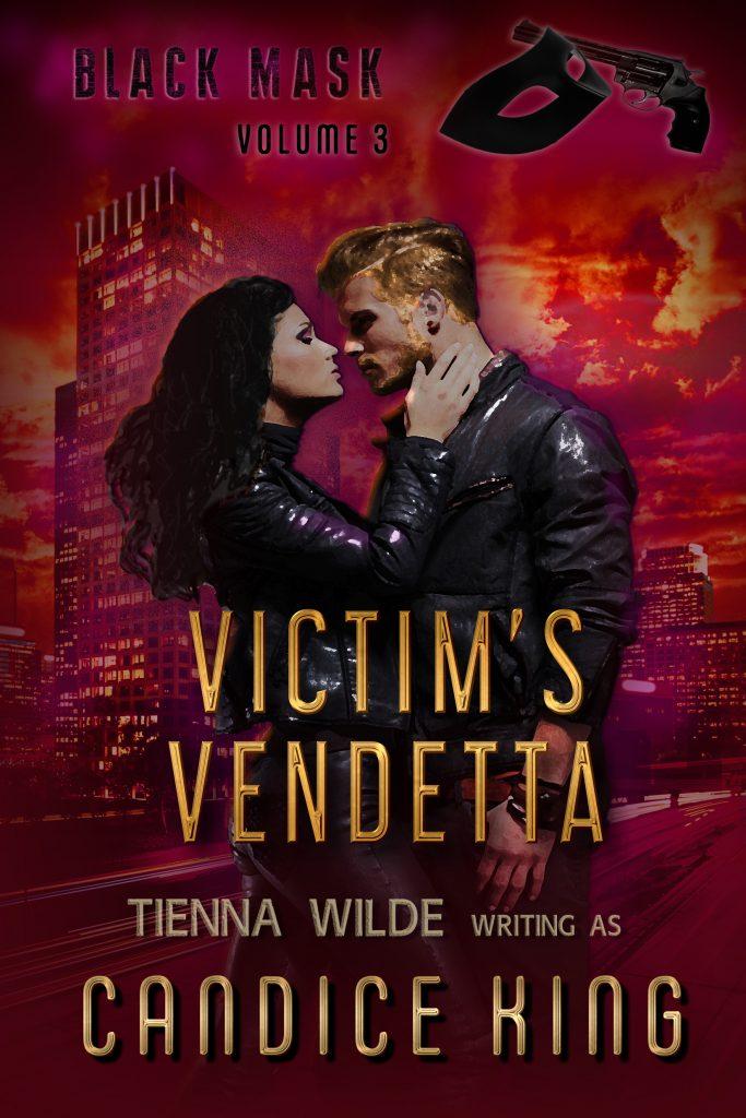 Victim's vendetta cover